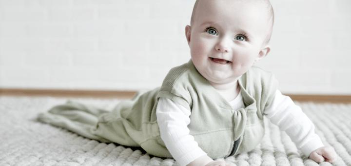 sovepose til baby der sover dårligt, baby søvnproblemer, tyngdepose, svøbeposen, alletiders gave, gave, julegave, gave til nyfødt, gave til spædbarn