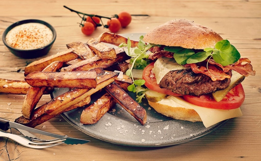 gourmetburger for 2 oplevelsesgaver