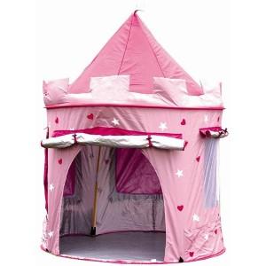 legetelt pink luksusudgave prinsesse legetelt