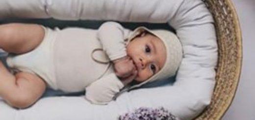 babynest konges sløjs babynest gave til babyshower baby shower gaveidé hjælp til sensitiv baby rede til baby barselsgave