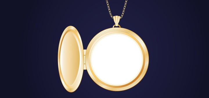 personligt smykke til hende gaveinspiration medaljon
