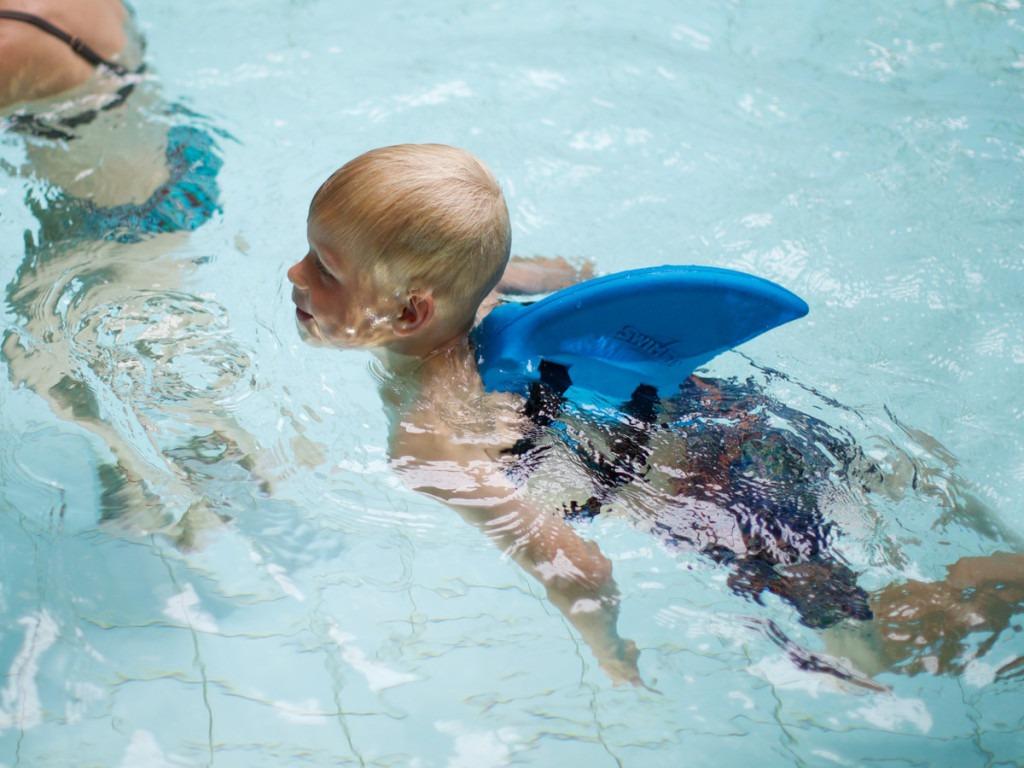 gave til svømmer svømmefine lær at svømme gave til vandhund