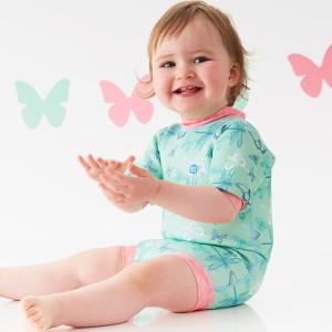 gaveinspiration 2-årig pige blebadedragt