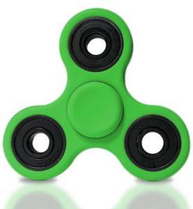 Spinner fidget spinner grøn fidget spinner tilbud