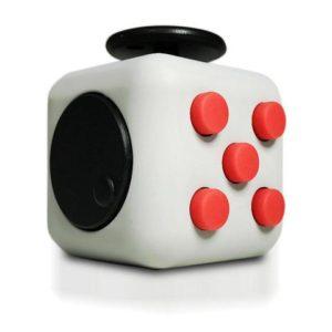 fidget cube hvid, fidget spinner, fars dag gave, fidget cube tilbud