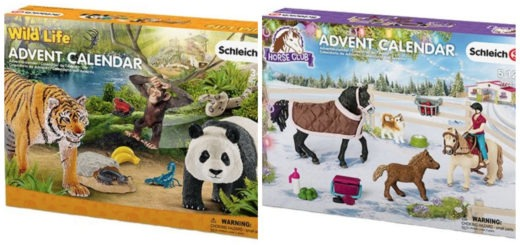 schleich julekalender 2017, schleich pakkekalender 2017, schleich adventskalender 2017, schleich legetøj, julekalender med legetøj, pakkekalender med legetøj, pakkekalender til børn 2017, julekalendere til børn 2017, alletiders gave, gaveinspiration