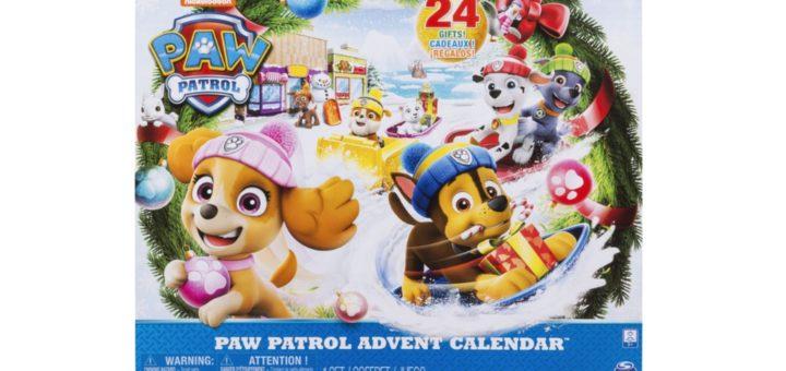 Paw patrol julekalender, paw patrol pakkekalender, paw patrol adventskalender, julekalender med legetøj, julekalender 2017, pakkekalender 2017, adventskalender 2017, paw patrol, alletiders gave, gaveinspiration, paw patrol julekalender 2018, paw patrol pakkekalender 2018