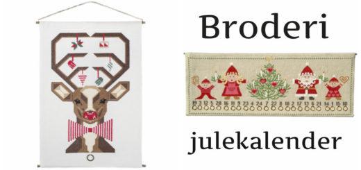 julekalende med navn, broderi julekalender, broderi pakkekalender, broderi adventskalender, broderet julekalender, lav selv julekalender, genanvendelig julekalender, julekalender med kroge, julekalender til ophæng, julekalender 2017, pakkekalender 2017, adventskalender 2017, alletiders gave, gaveinspiration