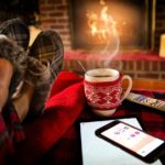 Julekalender med kaffe