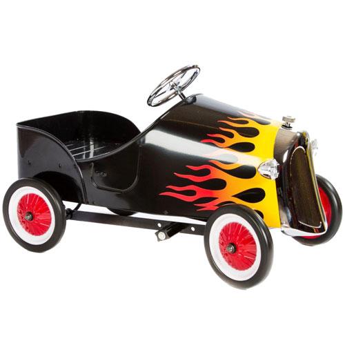 pedalbil gokart 3 årig gokart mooncar metal gokart
