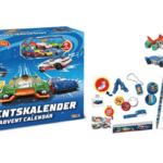 Hot wheels julekalender 2018