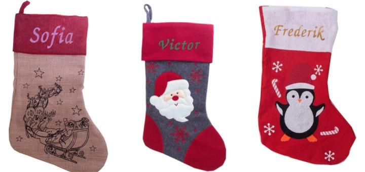 personlig julesok med navn, personlig julestrømpe med navn, julestrømper med navn, personlige julestrømper, personlig adventskalender, personlige gave, personlige julegaver, alletiders gave, gaveinspiration, alletiders jule, gave med navn, julegave med navn, gaver med navn, broderet gaver