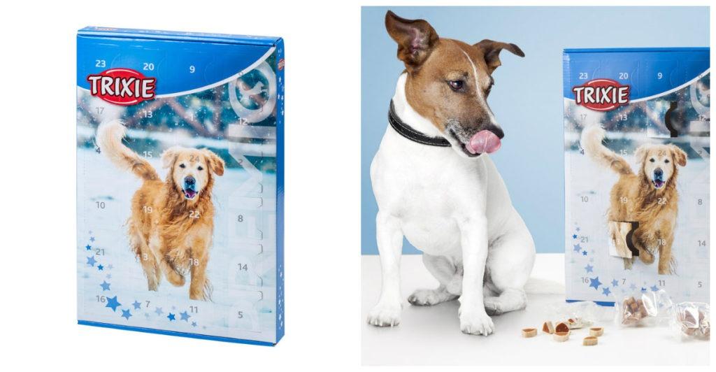 julekalender til hunde pakkekalender til hunde pakkekalender med hundekiks