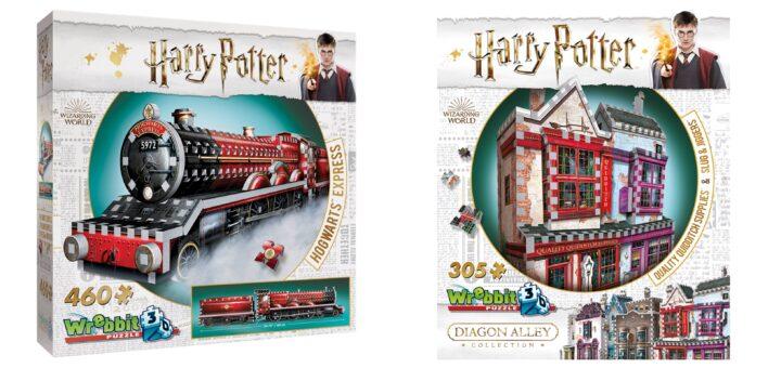 3D Harry Potter puslespil, 3d puslespil til børn, 3d puslespil til voksne, 3d puslespil, harry potter puslespil, harry potter gaver, gave til harry potter fan,