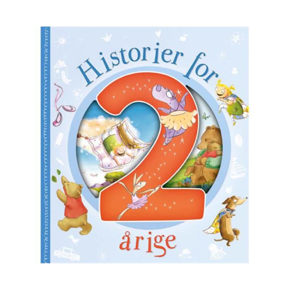 historier for 2 årige bog til 2 årig