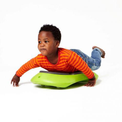 Floor surfer legetøj med hjul 2 årig motorisk udviklende legetøj