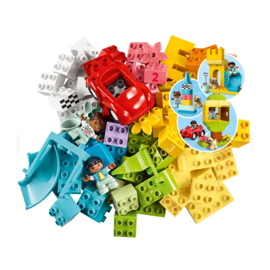 duplo gave 2 årig lego til 2 årig
