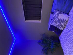 led lys LED strips adventsgaver til teenagepiger tik tok lys december jul