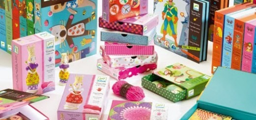 Gaveidéer, gave, julegave, julegaver, fødselsdagsgave, gaveinspiration, djeco kreativ æske, gave til kreativ pige, gave kreativ, kreativ gave