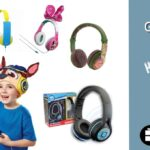Høretelefoner til børn – sjove og kreative