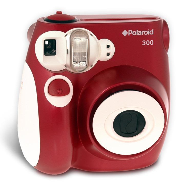 polaroid rød alletiders gave