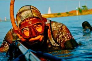 undervandsjagt oplevelsesgave alletiders gave