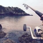 Gave til lystfiskeren