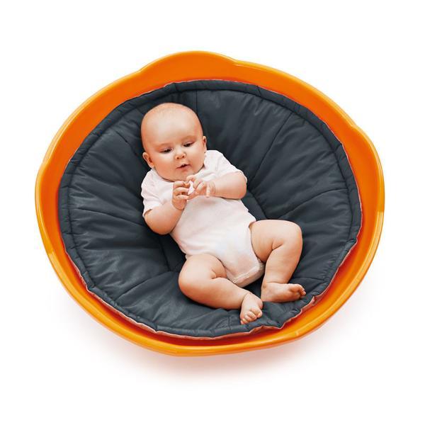 gonge mini top med pude gave til nyfødt dåbsgave