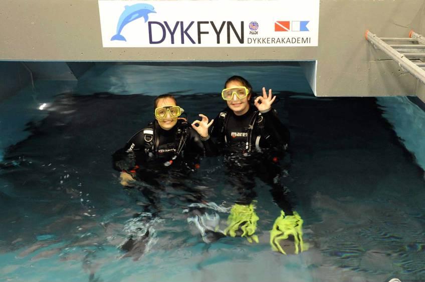 prøvedyk oplevelsesgaver til børn oplevelse for børn dykning for børn