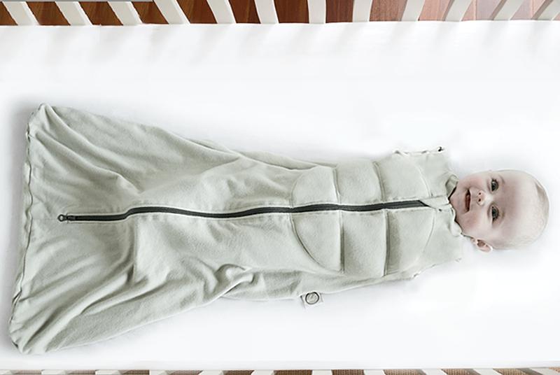 sovepose til baby der sover dårligt baby søvnproblemer