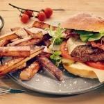 Fantastisk Gourmetburger for 2 – overalt i landet