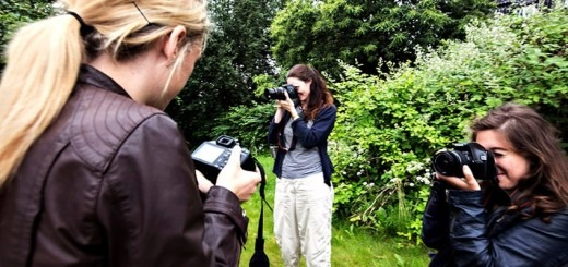 Giv et Fotokursus med Michael Altschul