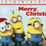 Minions julekalender 2017