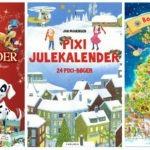 Julekalender med bøger