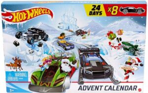 hot wheels julekalender 2020 hot wheels pakkekalender 2020 adventskalender med biler
