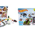 Hot wheels julekalender 2020