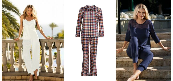 nattøj til damer damepyjamas natskjorte til kvinder julegaveinspiration 2020, nattøj til kvinder, pyjamas til kvinder, pyjamas til damer, feminint nattøj, lækkert nattøj til hende, gave til kone, gave til kæreste, gave til mor, gave til hende der har alt
