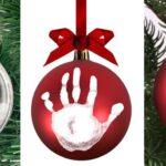 Personlig julekugle med navn