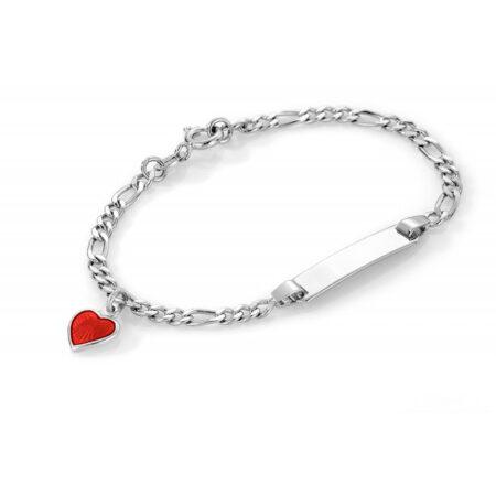 armbånd med indgravering armbånd til barn børnearmbånd sølv armbpnd med navn