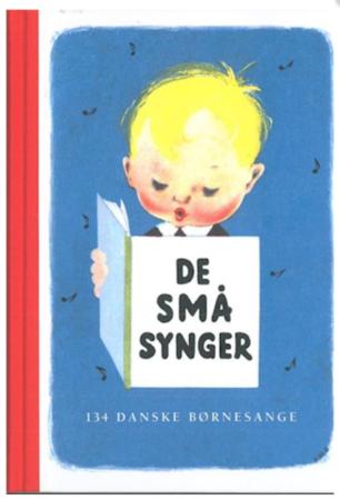 de små synger sangbog billig dåbsgave klassisk barnedåbsgave navngivningsfest gaveinspiration gave til barnedåb