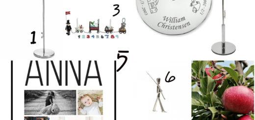 Splinterny Barnedåb Arkiv - Alletiders Gave WN81