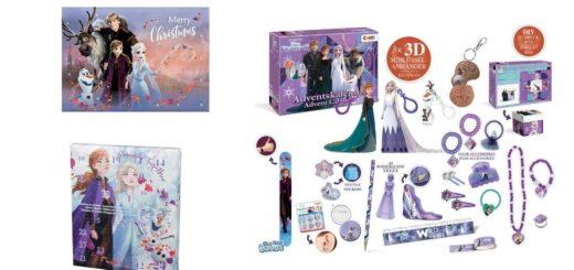 Frost julekalender 2020 Frozen julekalender 2020 frost 2 pakkekalender frost pakkekalender