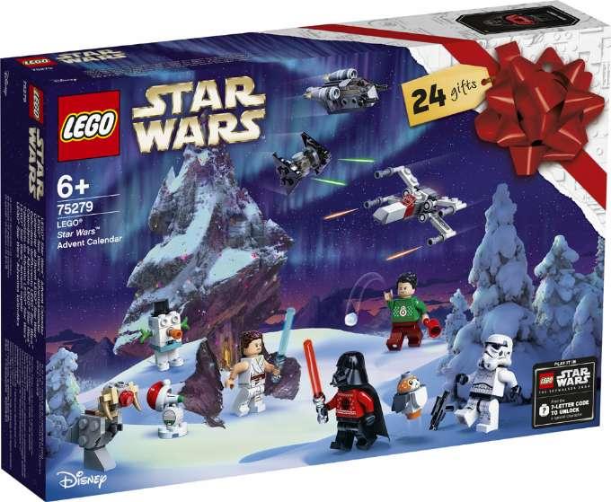star wars julekalender LEGO 2020 pakkekalender LEGO star wars 2020