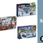 LEGO julekalendere 2021