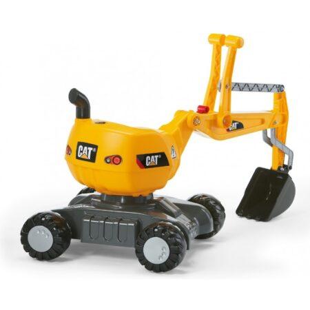 gravemaskine til at sidde på Gravemaskine til sandkassen