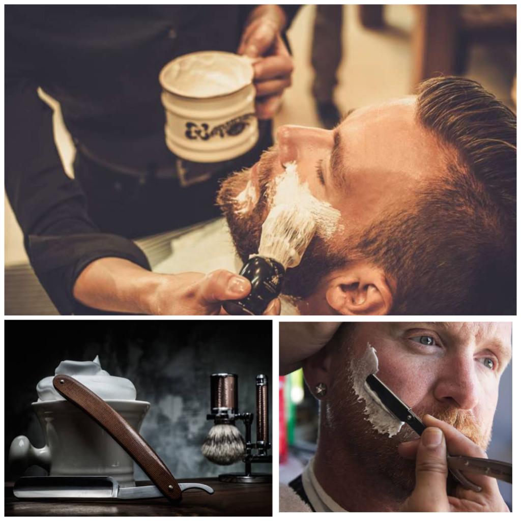 professionel barbering oplevelsesgave til mand oplevelsesgave farfar morfar gave til morfar