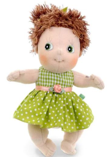 rubens barn cutie karin dukke til 2 årig pige gaveidéer til 2 år pige