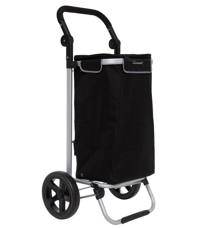 trolley med hjul indkøbsvogn med hjul smartshopper gave til oldefar gave til 80 årig gave til senior