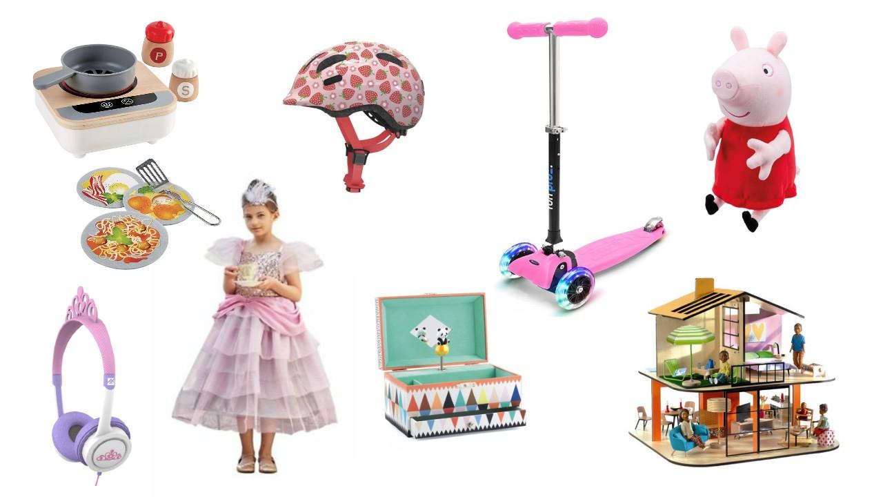År 2 til gave pige Legetøj 1