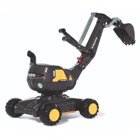 gravemaskine legetøj man kan sidde på